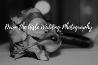 Experienced wedding photographer available