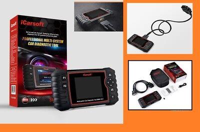 3 Gerät Einstellen (OBD Diagnosegerät iCarsoft BMM V2.0 für BMW + Mini + kostenlos Updates)
