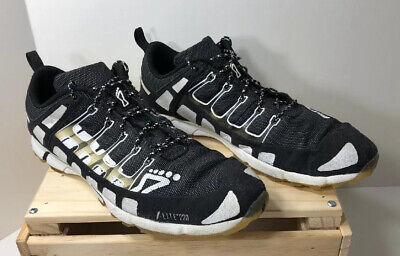 Inov-8 F Lite 220 Trail Running Shoes Black Men's Size 9.5M Pre-Owned