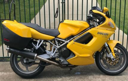 Ducati ST4S 916, 2002 ,may trade another Rd bike. $6900.
