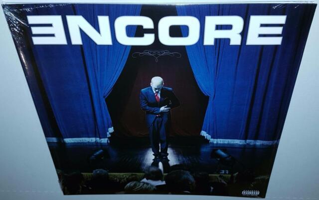 EMINEM ENCORE (2004) BRAND NEW SEALED VINYL LP NATE DOGG