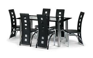 Dining Table and 8 Chairs | Furniture | eBay