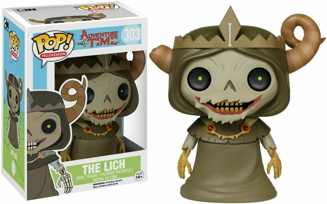 Funko 6977 POP TV Adventure Time The Lich King