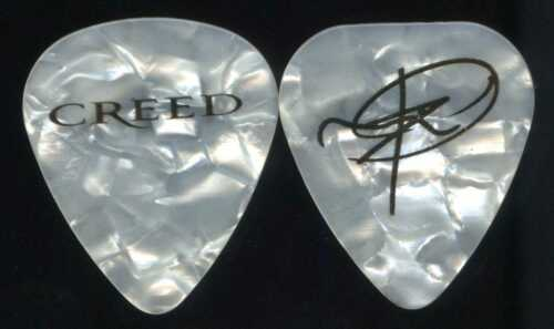 CREED  2002 Weathered Tour Guitar Pick!!! MARK TREMONTI custom concert stage #1