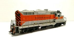 Tenshodo GP-20 Diesel Switcher No.140 Western Pacific #708