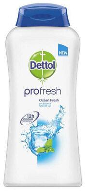 (19,80€/1L) Dettol Desinfektion profresh Duschgel Ocean fresh 500ml
