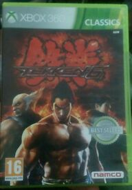 Tekken6 Xbox 360 Fighting Game!