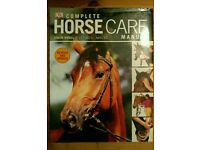DK complete horse care manual