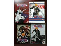 Bleach manga dvds
