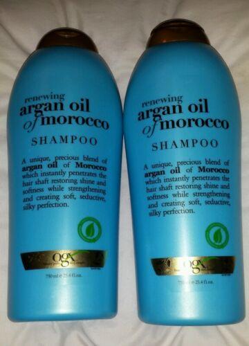 OGX Organix  Renewing Argan Oil of Morocco Shampoo  25.4 oz