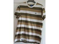 ADIDAS men's t-shirt-Brand New - medium size