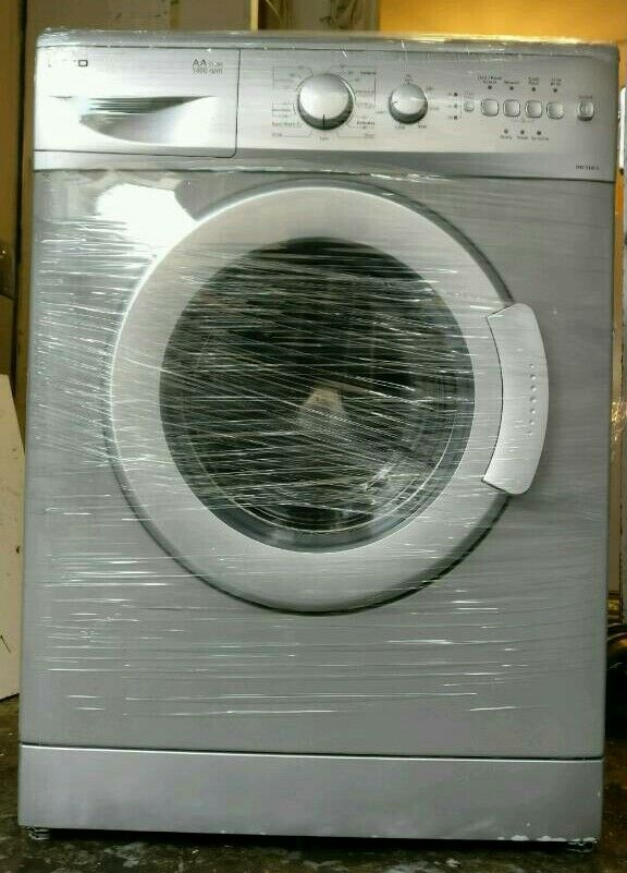 Beko 6kg Silver Washing Machine ***FREE DELIVERY & CONNECTION***3 MONTHS WARRANTY***