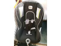 Britax reclining car seat