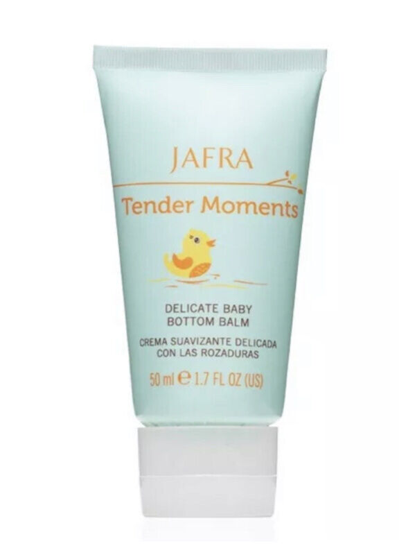 JafraTender Moments Delicate Baby Bottom Balm New And Sealed 1.7oz / 50ml 🐣