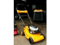Partner petrol lawn mower (Self Propelled?)