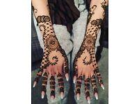 Professional Henna/Mehndi Artist in Liverpool & Merseyside