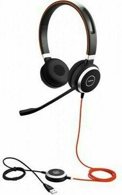 Jabra Evolve 40 USB Headset & Mic - Brand New - Unopened