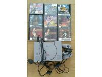 Playstation 1/PS1 Games & Console bundle with Spyro the dragon
