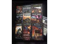 Warhammer 40k books codex rule novel