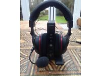 Turtle Beach Ear Force PX5 Black/Red Headset