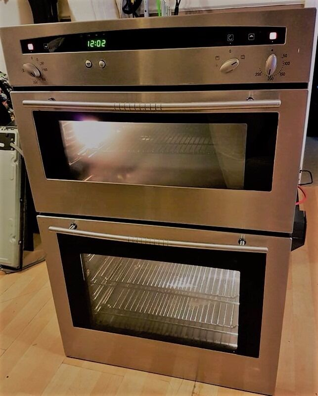 Built In Electric Oven And Grill Part - 45: Neff Built In Electric Oven U0026 Grill And Neff Electric Hob