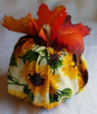 Handmade Pumpkins for Fall Halloween or Thanksgiving Decorating