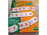 spell and learn . Early Learning centre