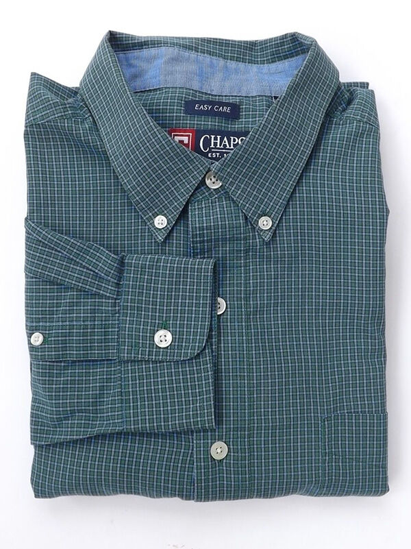 Top 5 chaps shirts for casualware ebay for Chaps button down shirts