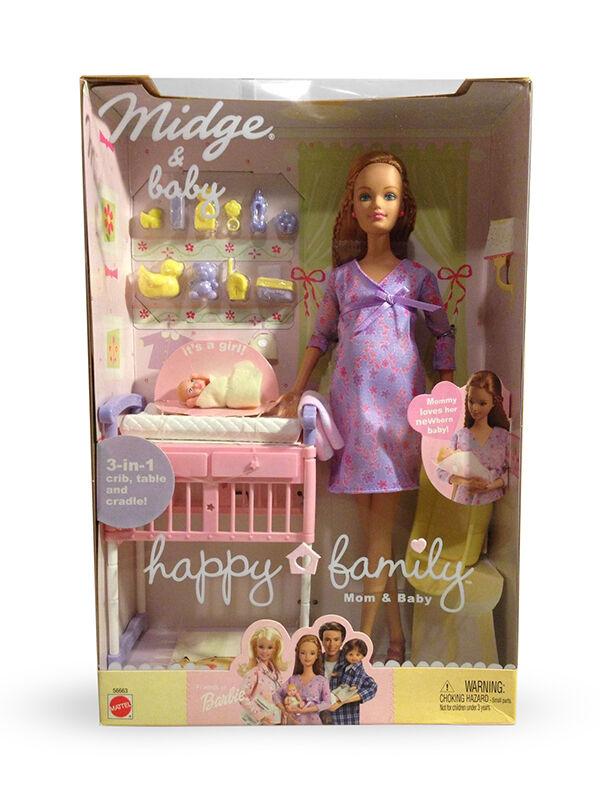 Pregnant Barbie (Midge)