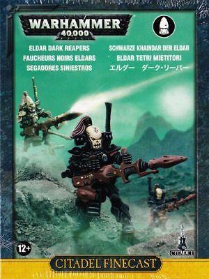 Warhammer 40K   Eldar   Craftworlds Dark Reapers   Brand New In Box    46 42