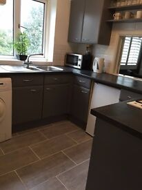 Lovely fully furnished Double Room available in flat-share within walking distance of town centre