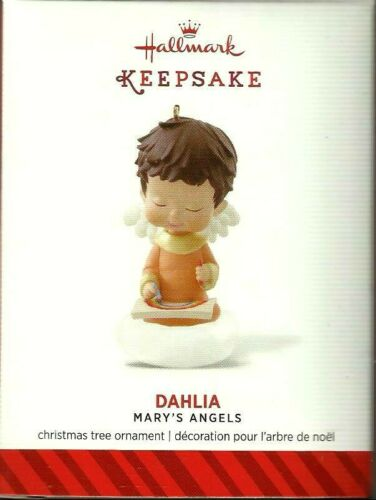 Hallmark 2014 Keepsake Ornament DAHLIA Mary