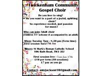 Twickenham Community Gospel Choir