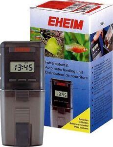 Eheim autofeeder 3581 Futterautomat Fischfutterautomat 3581 NEU & OVP