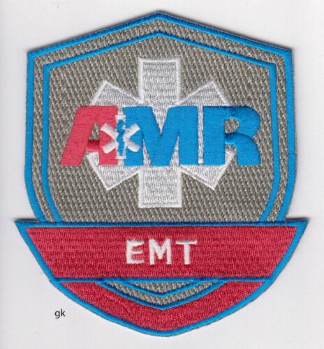 AMR EMT AMERICAN MEDICAL RESPONSE SHIELD SHOULDER PATCH