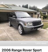 2006 Range Rover sports  , 235,000kms serviced every 10,000kms Fletcher Newcastle Area Preview