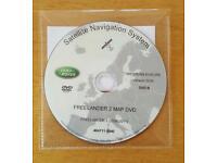 *** NEW*** 2016 Freelander 2 Land Rover sat nav dvd cd disc