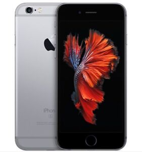 iPhone 6s, 32 gb, with fido