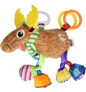Lamaze Clip and go Mortimer the Moose