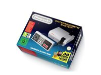 Nintendo classic mini *brand new* unopened £80 *PENDING COLLECTION*
