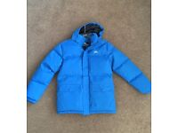 Boys Trespass jacket age 9to10