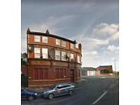 Two bedroom flat available to rent carlisle street (s4)