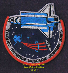 space shuttle columbia mission patch - photo #14
