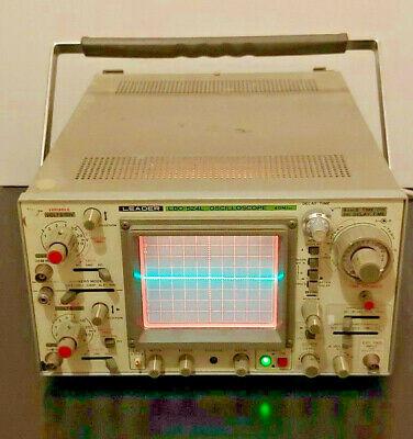 Leader Lbo-524l Oscilloscope 40 Mhz