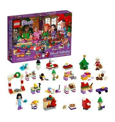 SHIPS FAST! LEGO Friends Advent Calendar 41420 Building Kit 236pcs NEW 2020