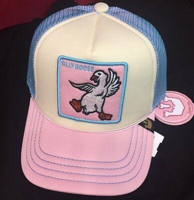 Goorin Brothers Animal Farm Trucker Hat PINK FOR KIDS $35.00 FREE SHIPPING Goorin Kids Hat