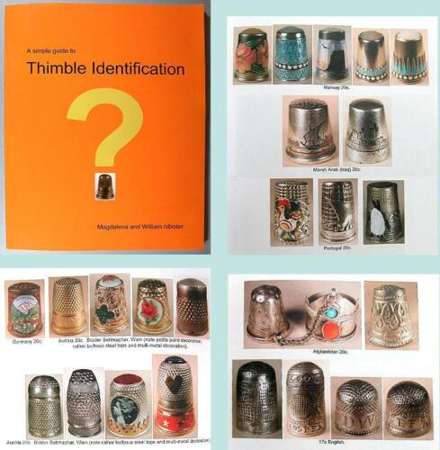 """""""A Simple Guide to Thimble Identification"""" * Excellent Reference Book * Isbister"""