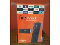 Amazon fire sticks BRAND NEW IN FACTORY SEALED BOX