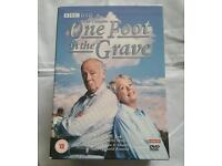 Like new , One Foot In The Grave dvd boxset