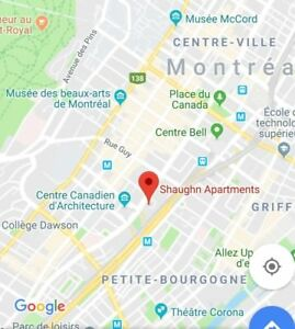 Downtown Indoor Parking For Rent-Stationnement Centre-Ville